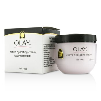 Olay Active Hydrating Cream  100g/3.5oz