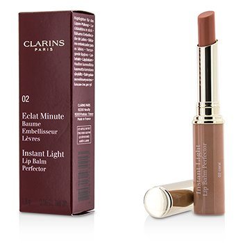 Clarins Balsam do ust Eclat Minute Instant Light Lip Balm Perfector - # 02 Coral  1.8g/0.06oz