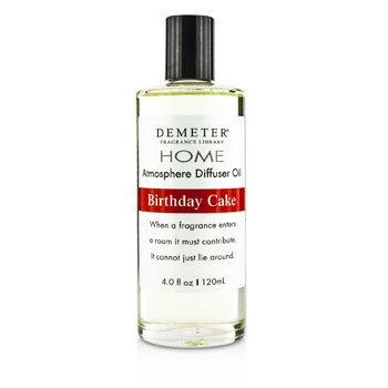 Demeter น้ำมันหอม Atmosphere Diffuser Oil - Birthday Cake  120ml/4oz
