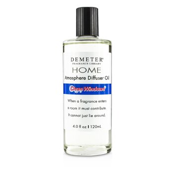 Demeter น้ำมันหอม Atmosphere Diffuser Oil - Clean Windows  120ml/4oz