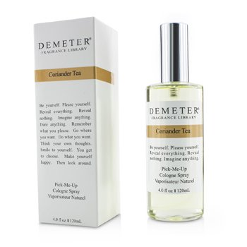 Demeter Coriander Tea - kolínská voda s rozprašovačem  120ml/4oz