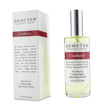 Demeter Cranberry Cologne Spray  120ml/4oz
