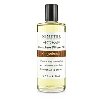 Demeter Atmosphere Diffuser Oil - Gingerbread  120ml/4oz