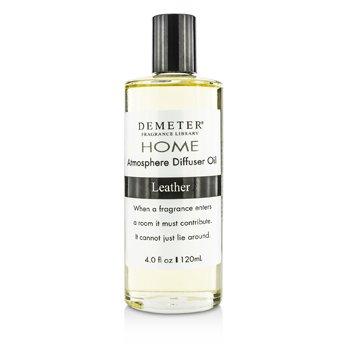 Demeter Αρωματικό Έλαιο Ατμόσφαιρας - Leather  120ml/4oz