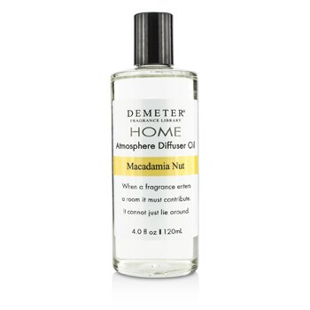 Demeter Atmosphere Diffuser Oil - Macadamia Nut  120ml/4oz