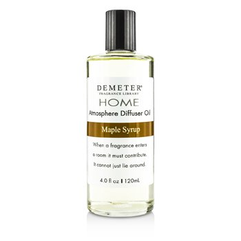 Demeter น้ำมันหอม Atmosphere Diffuser Oil - Maple Syrup  120ml/4oz