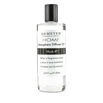 Demeter Aceite Difusor Ambiente - Musk #7  120ml/4oz