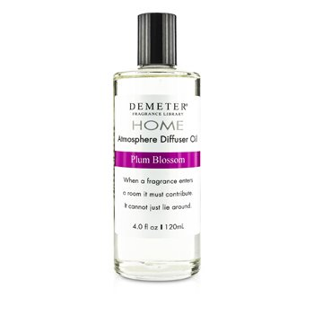Demeter Atmosphere Diffuser Oil - Plum Blossom  120ml/4oz