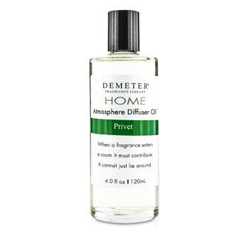 Demeter Atmosphere Diffuser Oil - Privet  120ml/4oz
