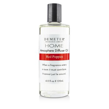 Demeter Aceite Difusor Ambiente - Red Poppies  120ml/4oz