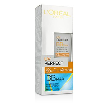 L'Oreal UV Perfect BB Max SPF 50+ Advanced 12H Protección UV  30ml/1oz
