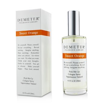 Demeter Sweet Orange Cologne Spray  120ml/4oz