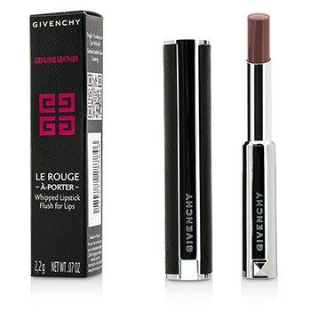 Givenchy Le Rouge A Porter Color Labios Batido - # 106 Parme Silhouette  2.2g/0.07oz