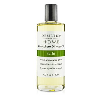 Demeter Aceite Difusor Ambiente - Sushi  120ml/4oz