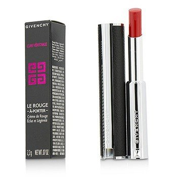 Givenchy Le Rouge A Porter Whipped Lipstick - # 301 Vermillon Creation  2.2g/0.07oz