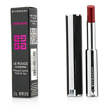 Givenchy Le Rouge A Porter Whipped Lipstick - # 302 Rouge Atelier  2.2g/0.07oz