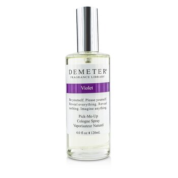 Demeter Violet Cologne Spray  120ml/4oz