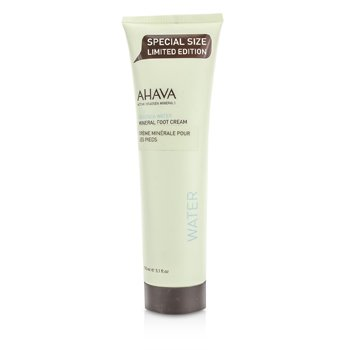 Ahava Deadsea Water Mineral Foot Cream  150ml/5oz