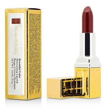 Elizabeth Arden Beautiful Color Moisturizing Lipstick - # 03 Scarlet  3.5g/0.12oz