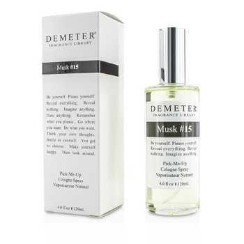 Demeter Musk #15 Spray Colonia  120ml/4oz
