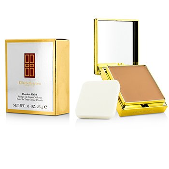 Elizabeth Arden Flawless Finish Sponge On Cream Makeup (Estojo Dourado) - 52 Bronzed Beige II  23g/0.08oz