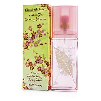 Elizabeth Arden Green Tea Cherry Blossom Тоалетна Вода Спрей  30ml/1oz