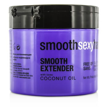Sexy Hair Concepts ماسك منعم ومغذي للشعر Smooth Sexy Hair  200ml/6.8oz