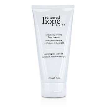 Philosophy Renewed Hope In a Jar Revitalizing Creamy Foam Cleanser  150ml/5oz