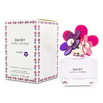 Marc Jacobs Daisy Sorbet Eau De Toilette Spray - Semprot  50ml/1.7oz
