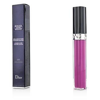 Christian Dior Rouge Dior Brillant Блеск для Губ - # 688 Hollywood  6ml/0.2oz