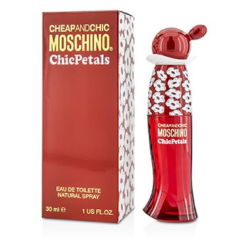 Moschino Woda toaletowa Cheap & Chic Chic Petals Eau De Toilette Spray  30ml/1oz