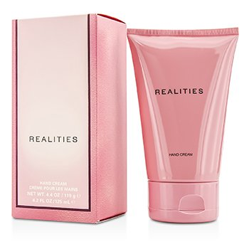 Liz Claiborne Realities Crema Manos  125ml/4.2oz