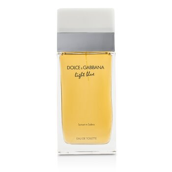 Dolce & Gabbana Light Blue Sunset In Salina Eau De Toilette Spray (Edición Limitada)  100ml/3.3oz