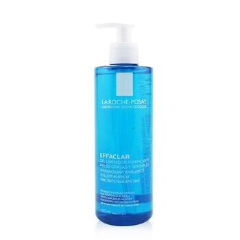 La Roche Posay Żel do oczyszczania twarzy dla skóry tłustej-wrażliwej Effaclar Purifying Foaming Gel - For Oily Sensitive Skin  400ml/13.5oz