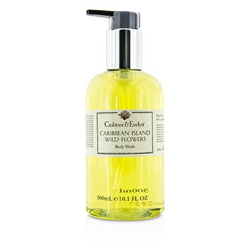Crabtree & Evelyn Caribbean Island Wild Flowers Body Wash  300ml/10.1oz