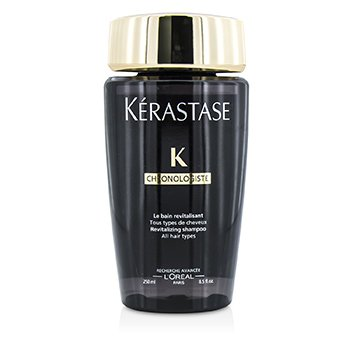 Kerastase Chronolgiste Revitalizing Shampoo (For All Hair Types)  250ml/8.5oz