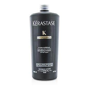 Kerastase Chronolgiste Revitalizing šampon (za sve tipove kose)  1000ml/34oz