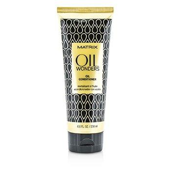 Matrix بلسم زيتي Oil Wonders لجميع أنواع الشعر) مثالي لجميع أنواع الشعر 200ml/6.8oz
