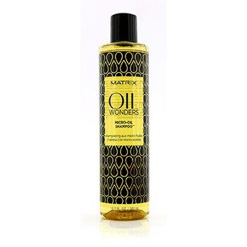 Matrix Oil Wonders Champú Micro Aceite (Para Todo Tipo de Cabellos)  300ml/10.1oz