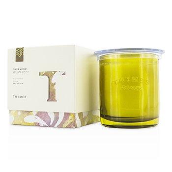 Thymes Świeca zapachowa Aromatic Candle - Tiare Monoi  284g/10oz