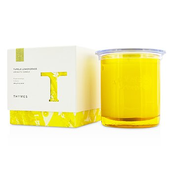 Thymes Aromatic Candle - Tupelo Lemongrass  284g/10oz