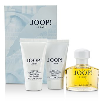 Joop Le Bain Coffret: Eau De Parfum Spray 40ml/1.35oz + Loción Corporal 50ml/1.7oz + Gel Ducha 50ml/1.7oz  3pcs