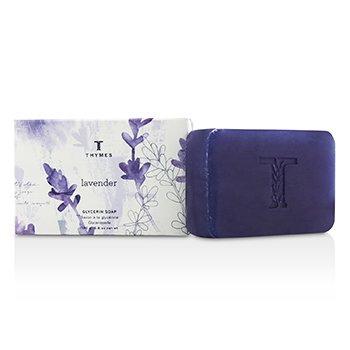 Thymes Lavender Glycerin Soap  190g/6.8oz