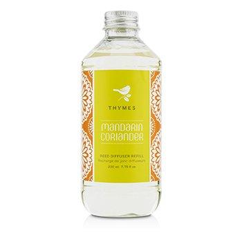 Thymes Difusor Aromático Refill - Mandarin Coriander  230ml/7.75oz