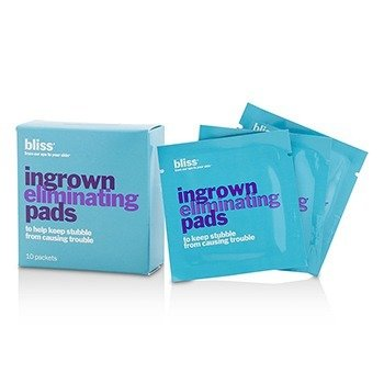 Bliss Ingrown Eliminating Pads  10packets