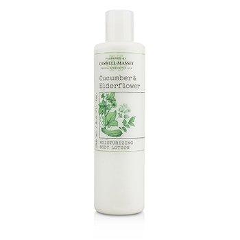 Caswell Massey Cucumber & Elderflower Loción Humectante Corporal  240ml/8oz