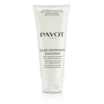 Payot Żel do oczyszczania twarzy Les Demaquillantes Gelee Gommante Douceur Exfoliating Melting Gel - duża pojemność  200ml/6.7oz
