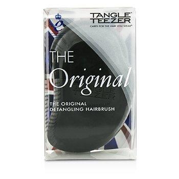 タングルティーザー ザ オリジナル ディタングリング ヘアブラシ - #パンサーブラック (ウェット&ドライヘア用)  1pc