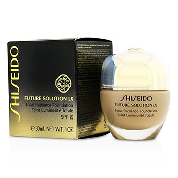 Shiseido Future Solution LX Total Radiance Foundation SPF15 - #I40 Natural Fair Ivory  30ml/1oz