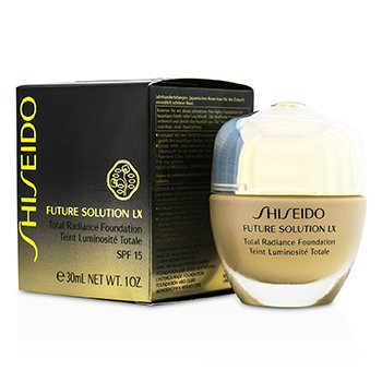Shiseido Future Solution LX Total Radiance Foundation SPF15 - #O40 Natural Fair Ochre  30ml/1oz